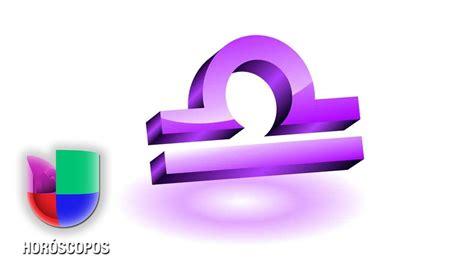 libra univision mayo univision horoscopo libra univision horoscopos libra