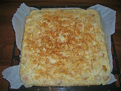 kokos mandarinen kuchen mandarinen kokos kuchen tassenkuchen beliebte rezepte