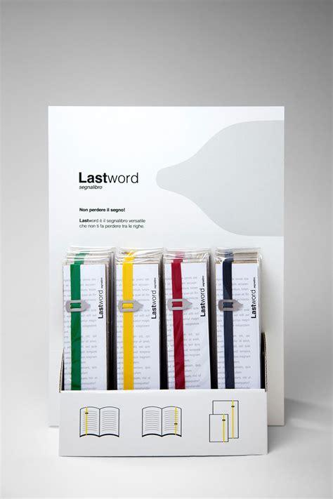 libreria segnalibro lastword segnalibro pq design studio di design