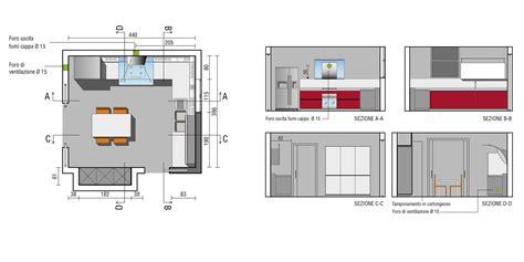 cucine con angolo cucine ad angolo design valcucine