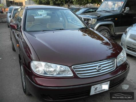 nissan sunny 2005 nissan sunny ex saloon 1 3 cng 2005 for sale in
