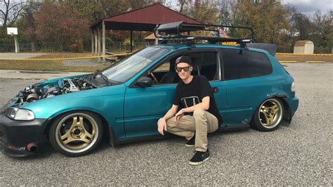 non ricer honda sh t civic owners say clipzui com