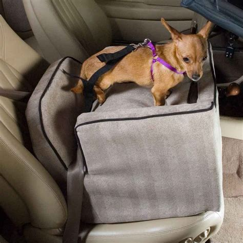Dog Crate Covers by Snoozer Luxury Lookout Ii Dog Car Seat With Microsuede
