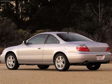 acura 3 2 cl type s picture 07 of 20 rear angle my