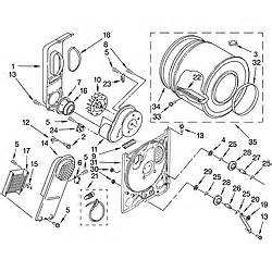 amana residential dryer parts model ned5100tq1 sears partsdirect