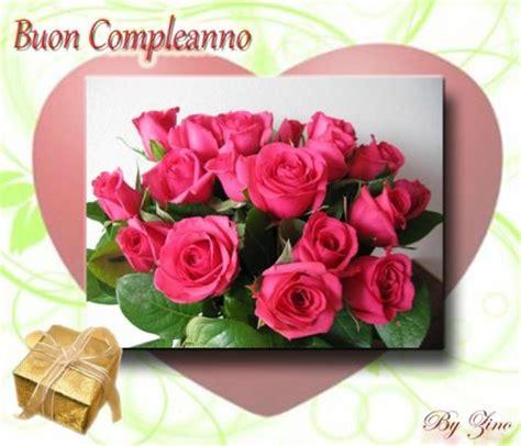 fiori regalo compleanno immagini di buon compleanno