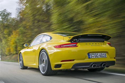 Porsche Carrera 4s Technische Daten by Porsche 911 991 Carrera S Facelift 2015 Im Test