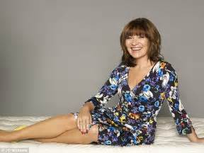 brand of clothing for 50 yr old lorraine kelly unveils her first ever clothing range for