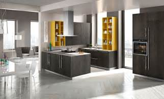 Modern Italian Kitchen Cabinets by Modern Italian Kitchens From Snaidero