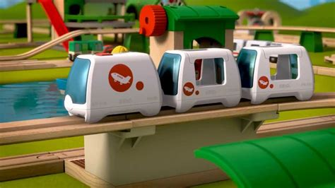 brio train brio railway monorail 2013 2014 youtube