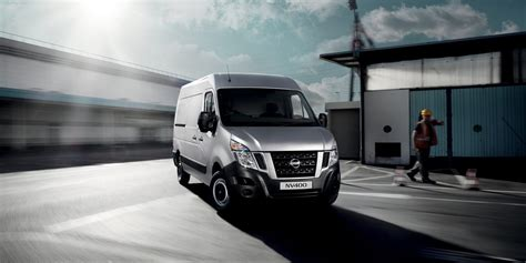 nissan commercial nissan nv400 commercial vehicle nissan