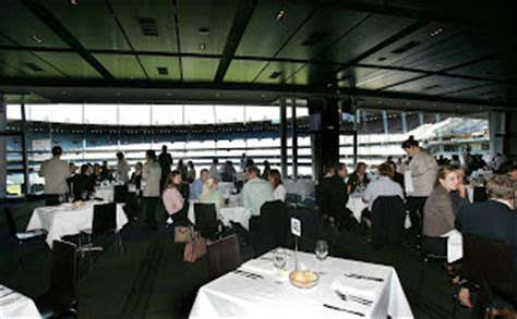 Mcc Dining Room by Kate And Zoe And The Kid Melbourne Cricket Club
