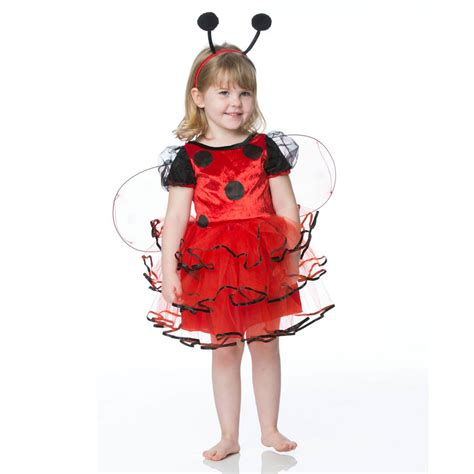 dress up children s ladybird dress up costume by time to dress up
