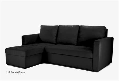 modern sectional sofa bed with storage chaise