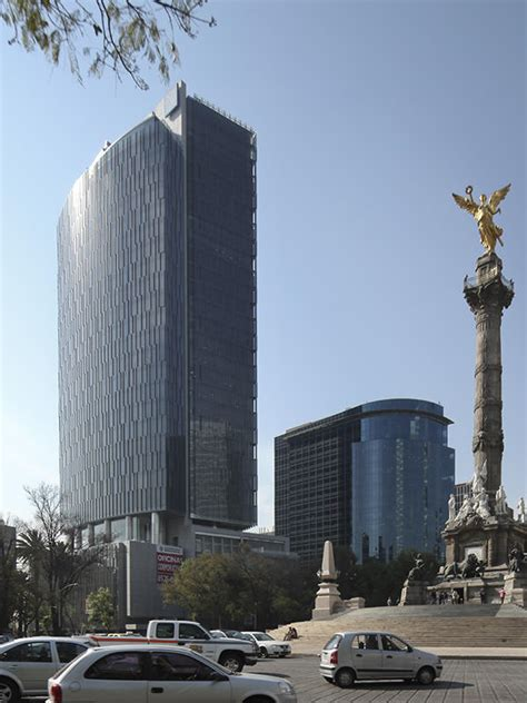 torre  york life reforma  front