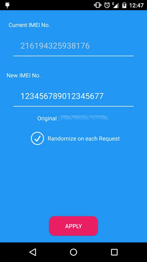 imei changer apk xposed imei changer pro 1 3 apk android tools apps