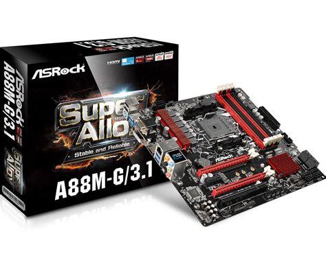 Asrock A88m G 3 1 Motherboard asrock gt a88m g 3 1
