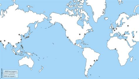 world map america blank world map america centered new