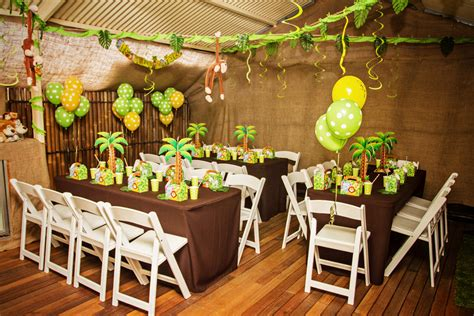 jungle theme birthday decoration ideas sweet 16 safari theme on safari
