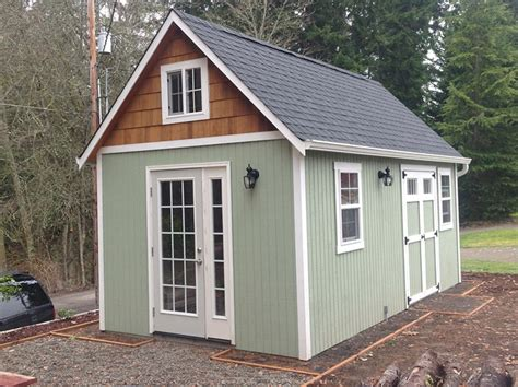 Sheds And Barns by Better Bilt Storage Barns Western Washington Garden Sheds