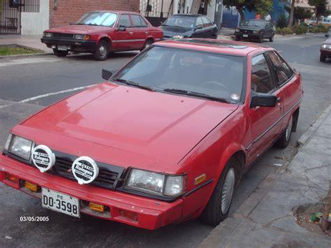 mitsubishi cordia 1985 mitsubishi cordia 1800 turbo related infomation