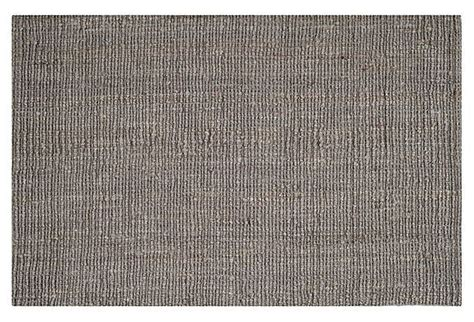 light grey jute rug ale sisal rug light gray on onekingslane com decorating