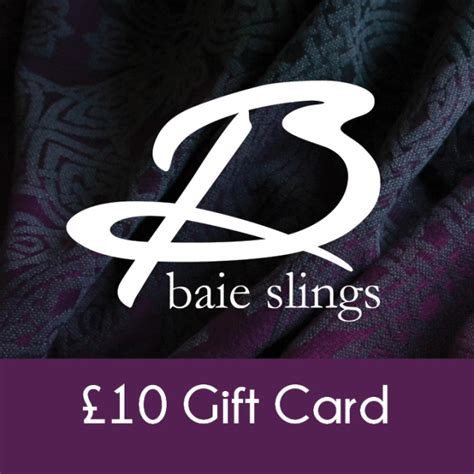 Sling Gift Card - featured products