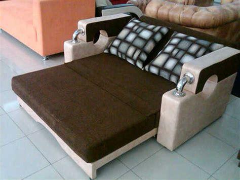 Tempat Tidur Lipat Informa sofa tidur lipat brew home