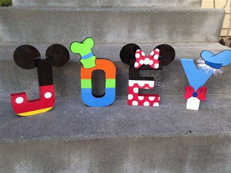 Handmade Clubhouse - child room mickey mouse clubhouse and mice on