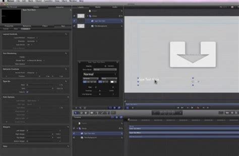 final cut pro in mac mini leaked screenshots from final cut pro x and motion 5