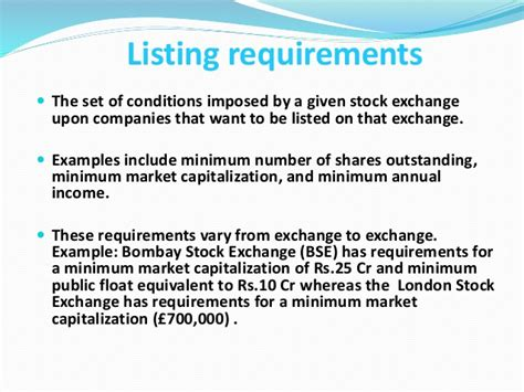 stock market india bse and nse