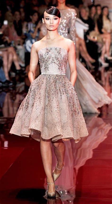 Elie Saab's extravagant wedding gown