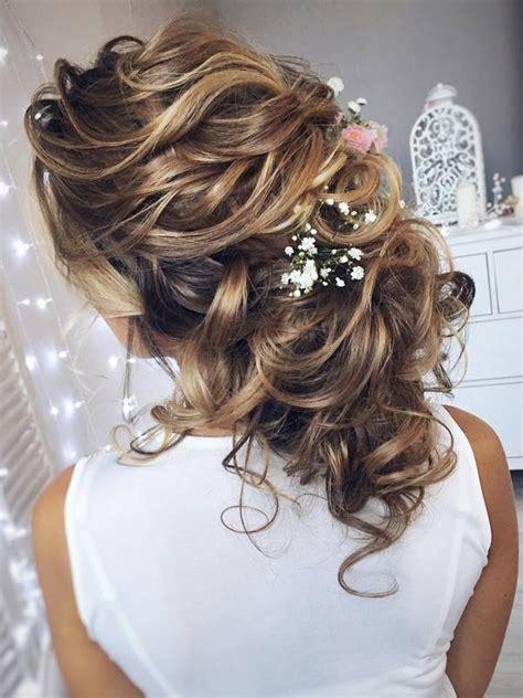 60 wedding hairstyles for hair from tonyastylist deer pearl flowers
