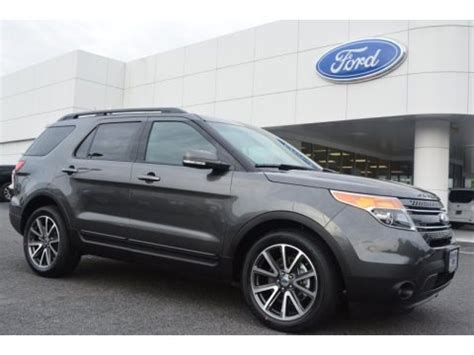 2015 ford explorer specs 2015 ford explorer data info and specs gtcarlot