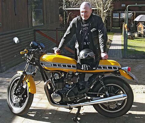 Motorrad Heckumbau Cafe Racer by Yamaha Xs 650 Se Umbau Zum Caf 233 Racer Kradblatt