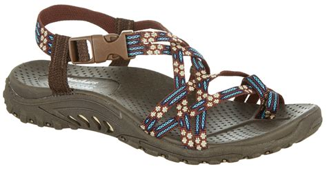 skechers sandals reggae skechers womens loopy reggae sandals ebay