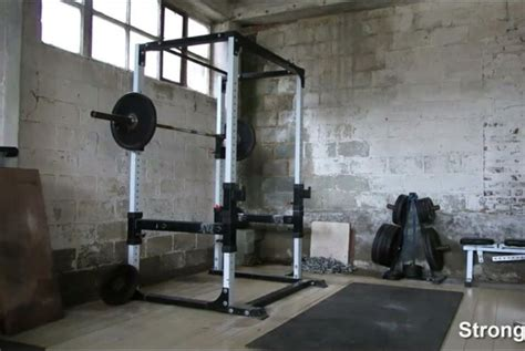 stronglifts power cage home stuff things