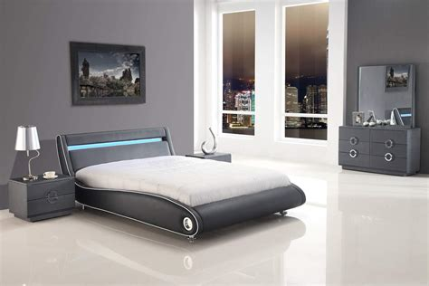 contemporary bedroom sets modern bedroom sets king d s furniture