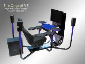 Ergonomic Computer Desk Setup Ultimate Computer Setups Cool Computer Room Design