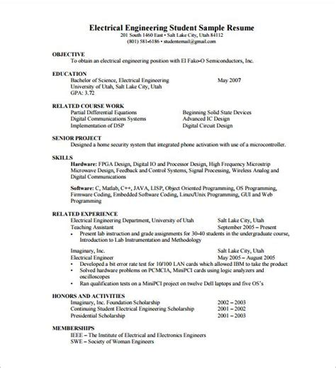 resume templates pdf free resume template for fresher 10 free word excel pdf