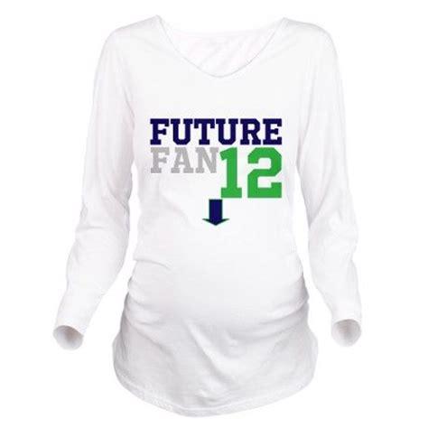 future patriots fan maternity shirt future fan 12 long sleeve maternity t shirt on cafepress