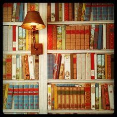 wallpaper that looks like bookshelves book wallpaper on pinterest