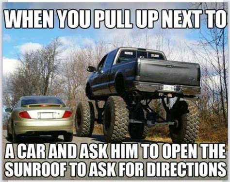 Lifted Trucks Memes - 150 best images about red red redneck on pinterest