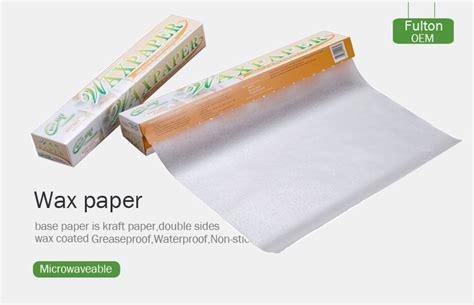 carta oleata per alimenti cina fornitori di carta oleata cera carta da imballaggio
