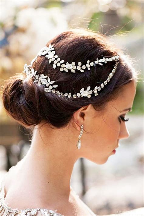 wedding hairstyles 2017 top hair ideas for 2017 brides dipped in lace