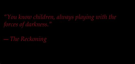 The Reckoning By Kelley Armstrong quotes by kelley armstrong like success