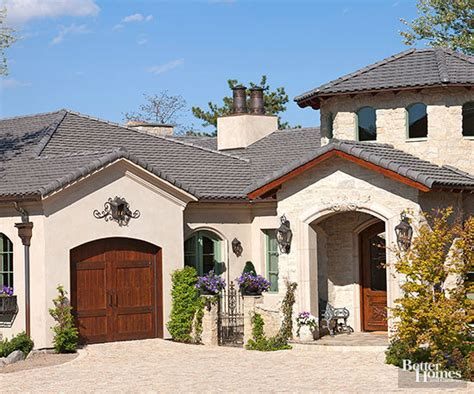 mediterranean style homes casual cottage what style of home design would you pick home owner buff