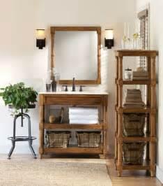 Home Decorators Collection Cabinets Cuartos De Ba 241 O Rusticos 50 Ideas Con Madera Y Piedra