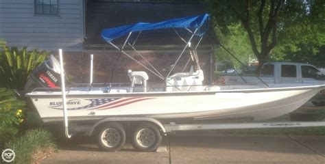 used blue wave boats for sale in texas used center console blue wave boats for sale boats