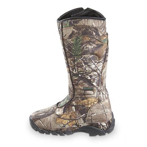 womens snake boots tamarack s bosket waterproof snake boots realtree